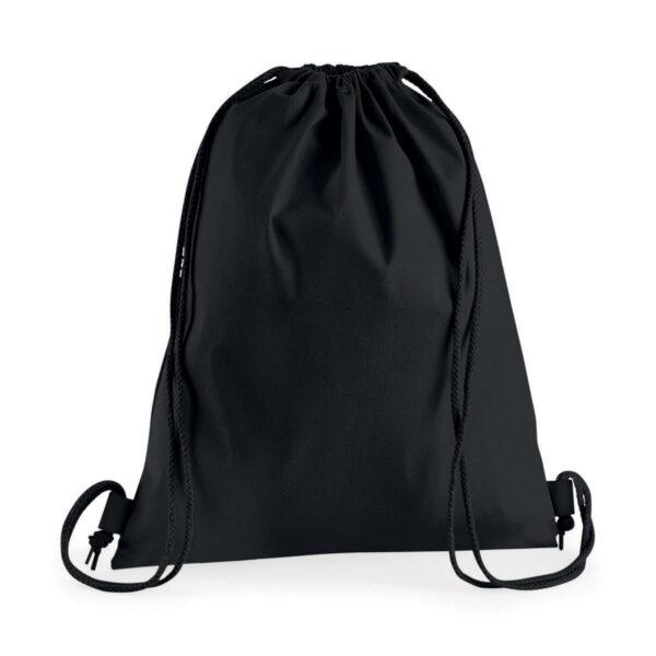 sac fourre-tout noir personnalisé Pointe Rouge