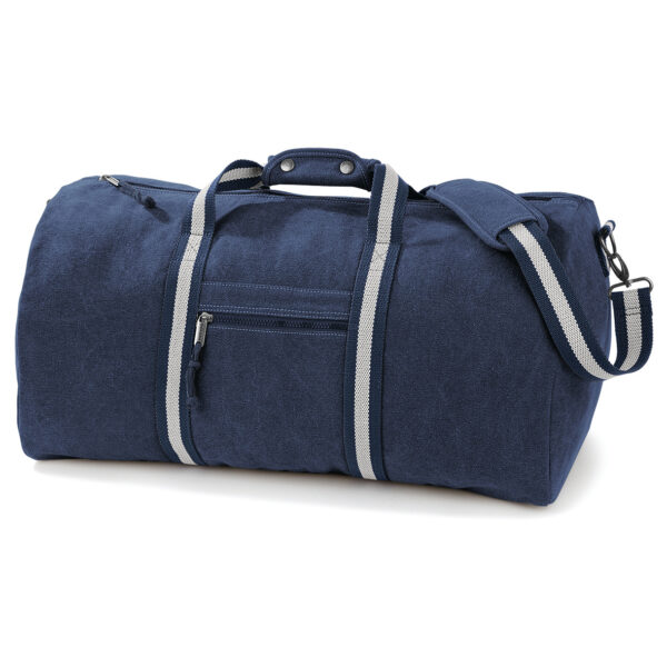 sac voyage bleu marine personnalisé Pointe Rouge